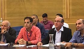 עמנואל ולירון בוועדת הכלכלה